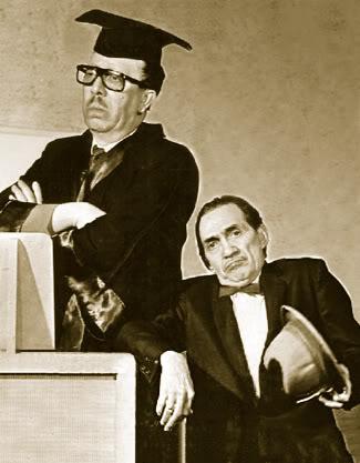 El señor Juez y José Candelario Trespatines