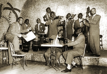 Orquesta Melodías del 40